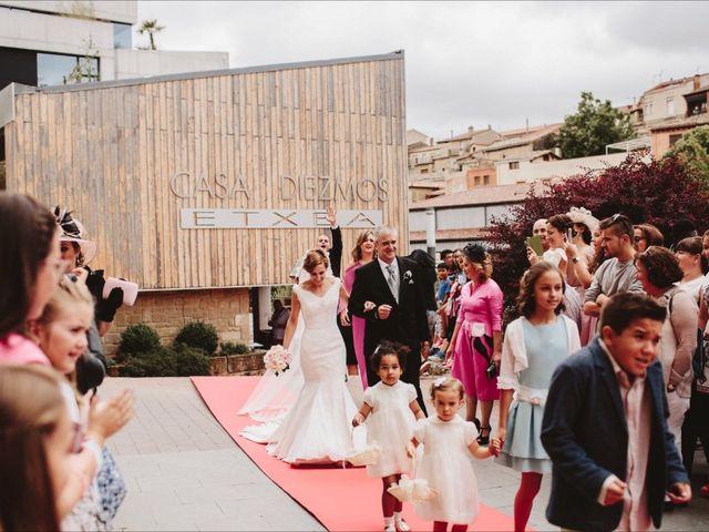 La boda de Jose Alberto y Blanca en Villabuena De Alava, Álava 6