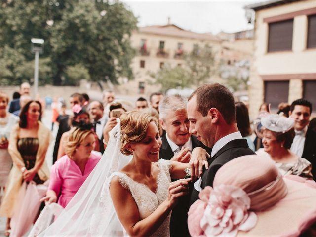 La boda de Jose Alberto y Blanca en Villabuena De Alava, Álava 7