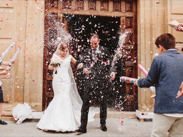 La boda de Jose Alberto y Blanca en Villabuena De Alava, Álava 8