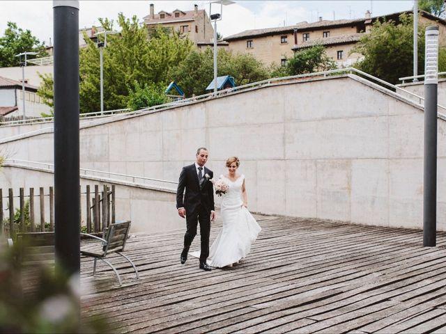 La boda de Jose Alberto y Blanca en Villabuena De Alava, Álava 15