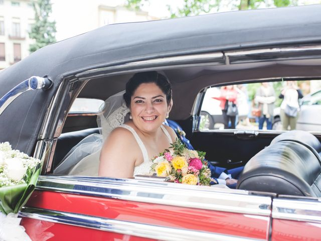 La boda de F.javier y Nerea en Portugalete, Vizcaya 1