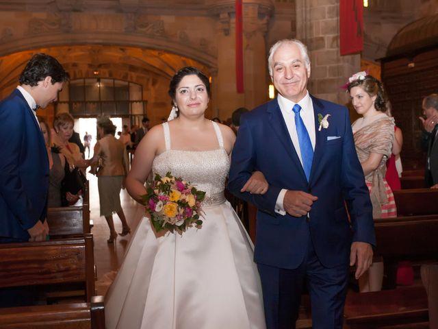 La boda de F.javier y Nerea en Portugalete, Vizcaya 3