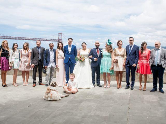 La boda de F.javier y Nerea en Portugalete, Vizcaya 4