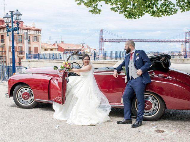 La boda de F.javier y Nerea en Portugalete, Vizcaya 5