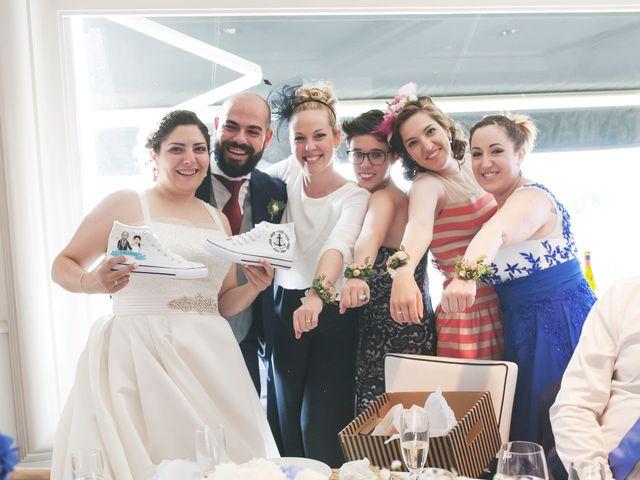La boda de F.javier y Nerea en Portugalete, Vizcaya 14