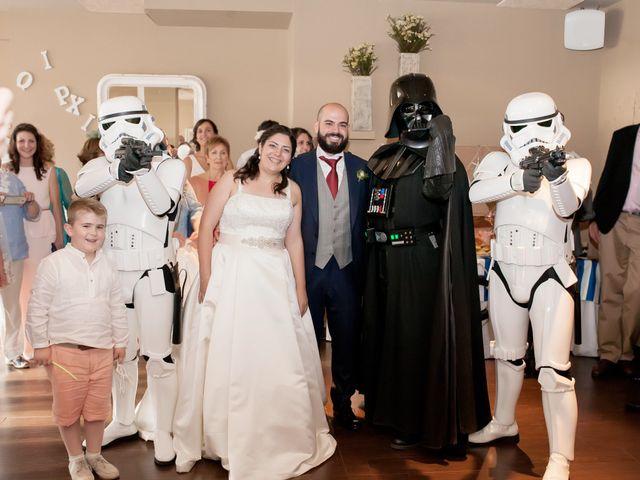 La boda de F.javier y Nerea en Portugalete, Vizcaya 18