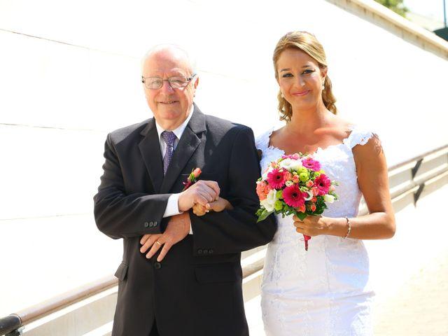 La boda de Daniel y Virginia en Zaragoza, Zaragoza 1