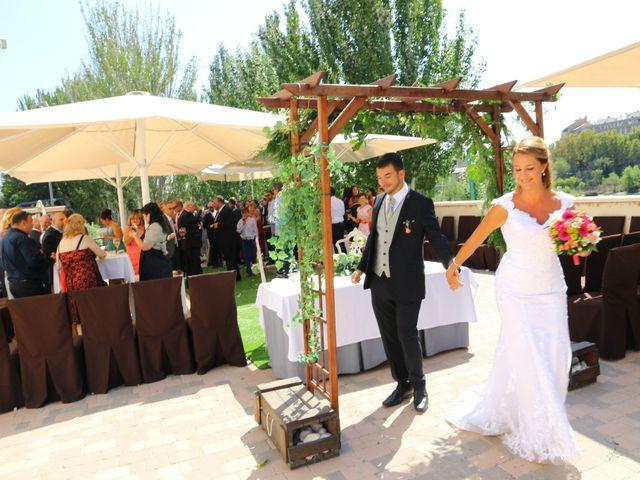 La boda de Daniel y Virginia en Zaragoza, Zaragoza 6