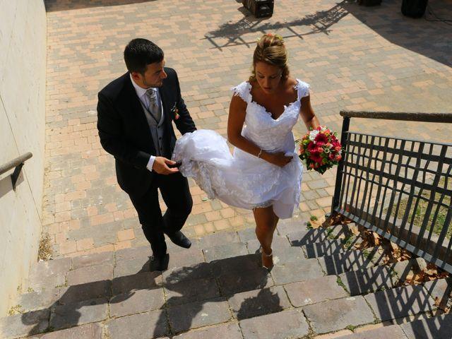 La boda de Daniel y Virginia en Zaragoza, Zaragoza 7