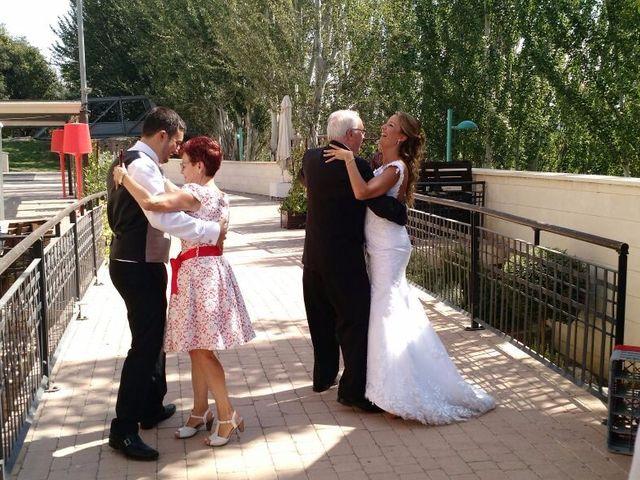 La boda de Daniel y Virginia en Zaragoza, Zaragoza 13