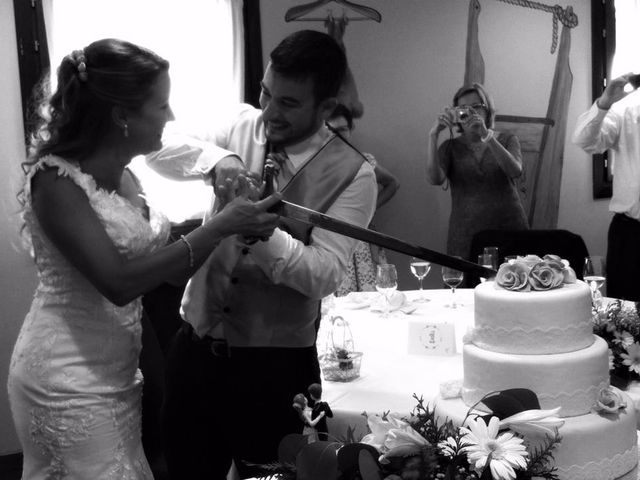 La boda de Daniel y Virginia en Zaragoza, Zaragoza 18
