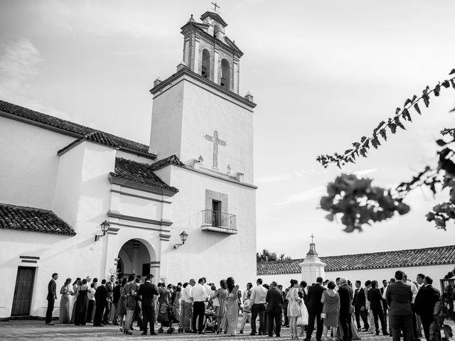 La boda de Fernando y Sonia en Jimena De La Frontera, Cádiz 7