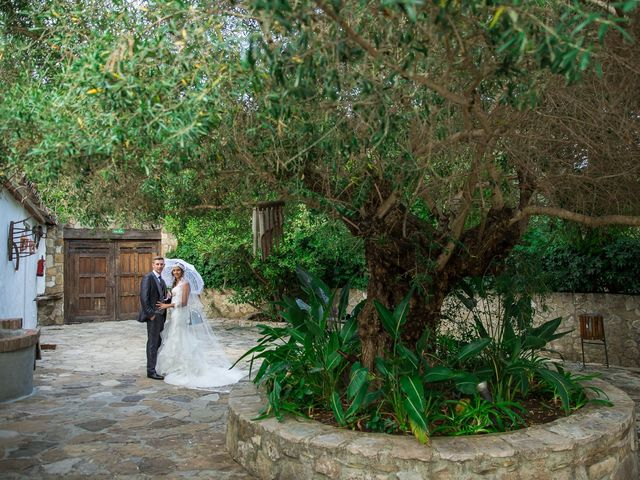 La boda de Fernando y Sonia en Jimena De La Frontera, Cádiz 12