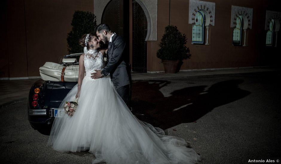 La boda de Fernando y Aroha en Dos Hermanas, Sevilla