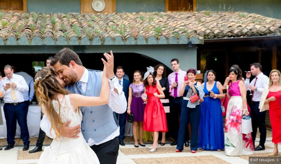 La boda de Alberto y Raquel en Barbastro, Huesca