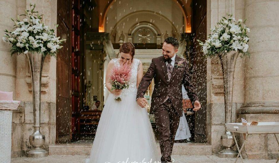 La boda de Alfonso y Noelia  en Sant Vicent Del Raspeig/san Vicente Del, Alicante