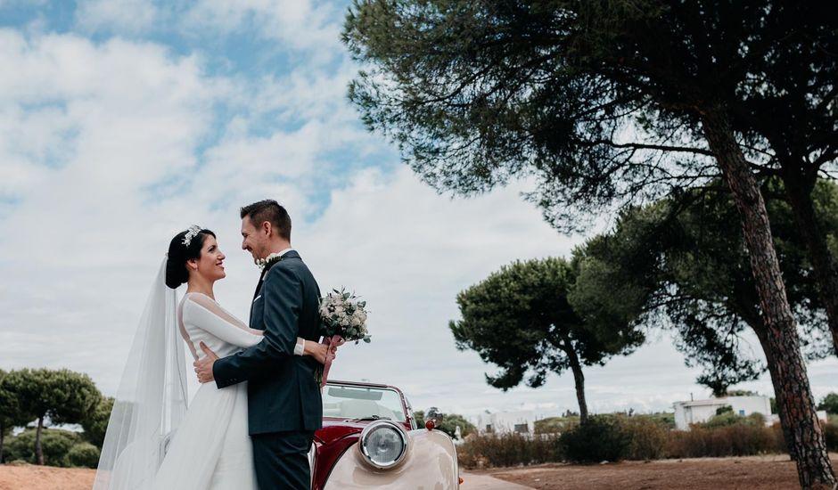 La boda de Sara y Alberto en El Rompido, Huelva