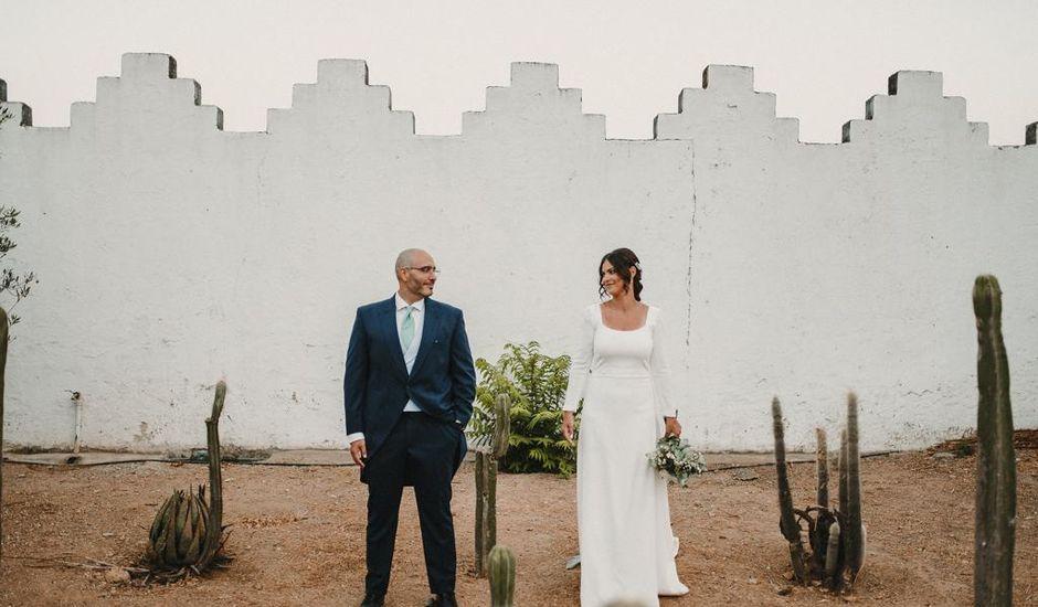La boda de Carmen y Fernando  en Alcala De Guadaira, Sevilla
