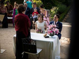 La boda de Elisa y Ismael