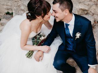 La boda de Eli y Oriol