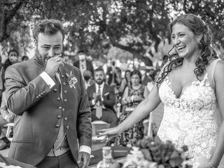 La boda de Natalia y Manuel