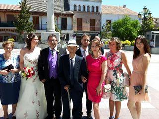La boda de Ana y Bernardo
