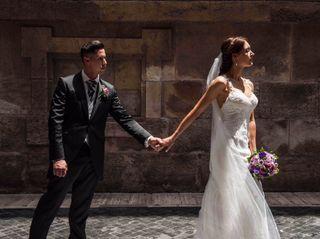 La boda de Sarah y Ruben