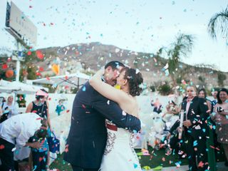 La boda de Christina y Miguel Angel