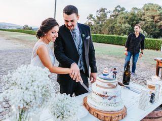 La boda de Iria y Luis
