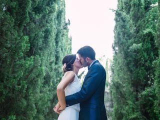 La boda de Mónica y Ernest