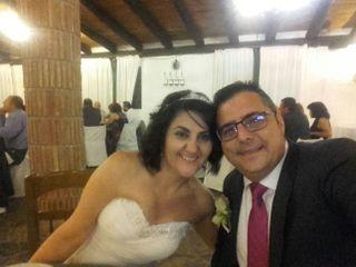 La boda de Miguele y Isa