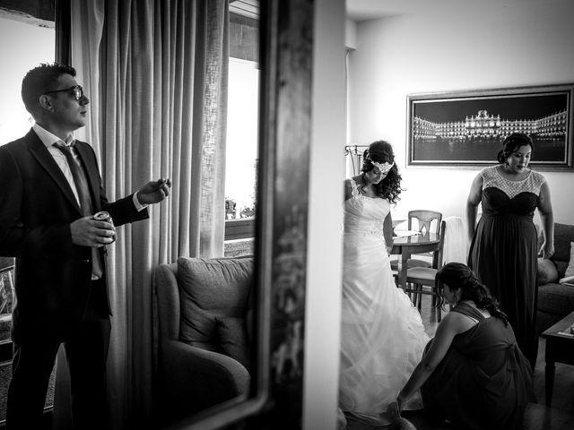 La boda de Álvaro y Graciela en Vitigudino, Salamanca 13