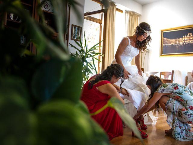 La boda de Álvaro y Graciela en Vitigudino, Salamanca 14