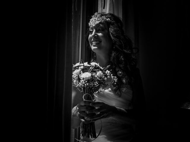 La boda de Álvaro y Graciela en Vitigudino, Salamanca 15