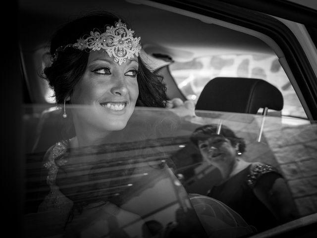 La boda de Álvaro y Graciela en Vitigudino, Salamanca 17