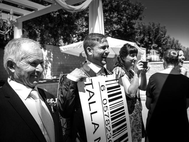 La boda de Álvaro y Graciela en Vitigudino, Salamanca 19