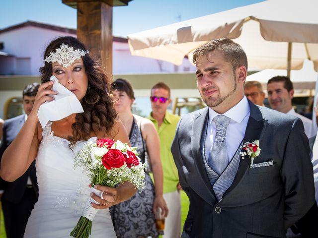 La boda de Álvaro y Graciela en Vitigudino, Salamanca 22