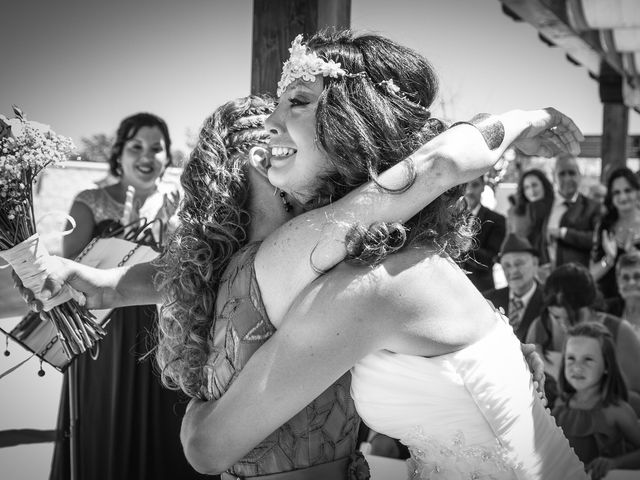 La boda de Álvaro y Graciela en Vitigudino, Salamanca 23