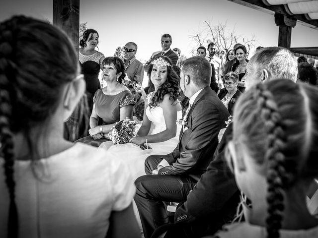 La boda de Álvaro y Graciela en Vitigudino, Salamanca 24