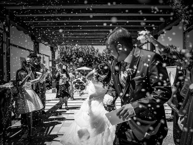 La boda de Álvaro y Graciela en Vitigudino, Salamanca 28