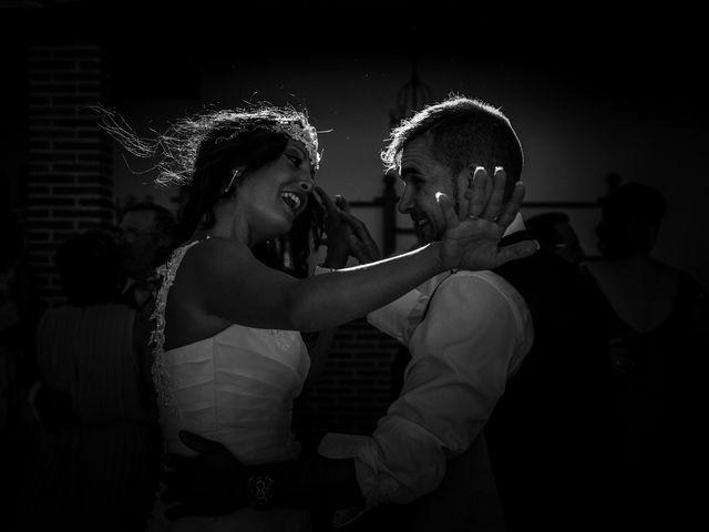 La boda de Álvaro y Graciela en Vitigudino, Salamanca 32