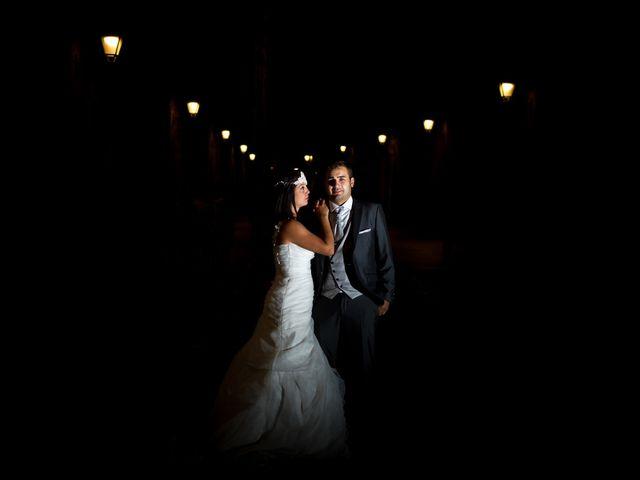 La boda de Álvaro y Graciela en Vitigudino, Salamanca 39