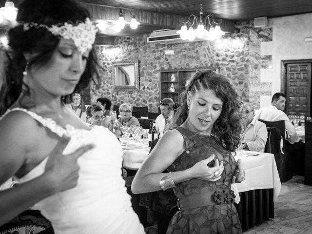 La boda de Álvaro y Graciela en Vitigudino, Salamanca 41