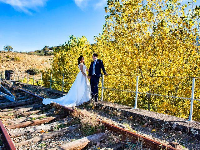 La boda de Ivan y Sandra en Zarza De Granadilla, Cáceres 1