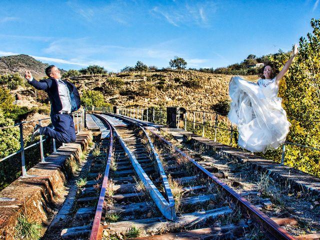 La boda de Ivan y Sandra en Zarza De Granadilla, Cáceres 7