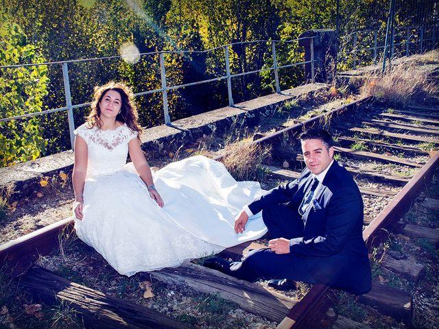 La boda de Ivan y Sandra en Zarza De Granadilla, Cáceres 8