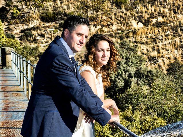 La boda de Ivan y Sandra en Zarza De Granadilla, Cáceres 9