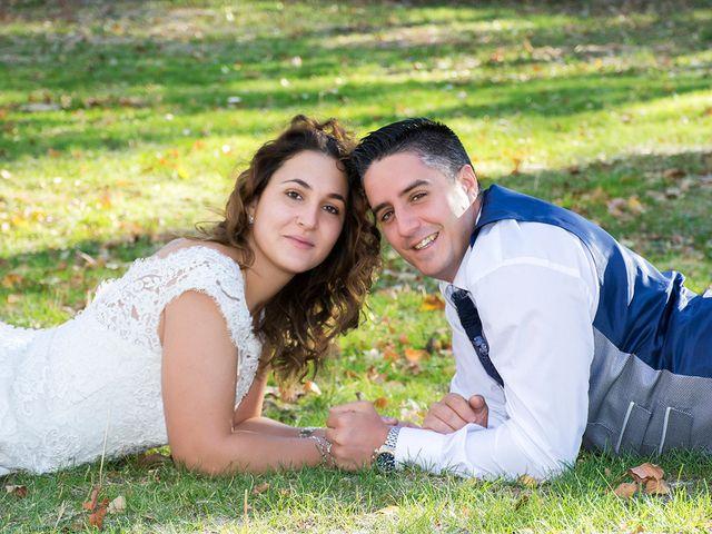 La boda de Ivan y Sandra en Zarza De Granadilla, Cáceres 12