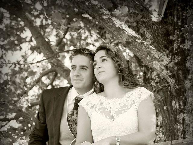 La boda de Ivan y Sandra en Zarza De Granadilla, Cáceres 13