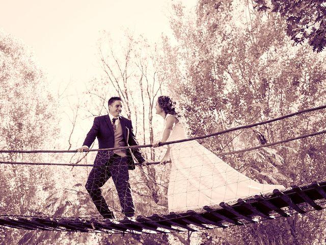 La boda de Ivan y Sandra en Zarza De Granadilla, Cáceres 15